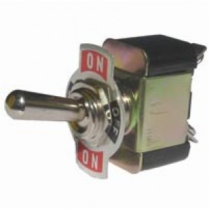 SWITCH TOGGLE [247] 30amp On-Off-On SPDT