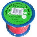 3mm x 30m FIGURE 8 SPEAKER WIRE