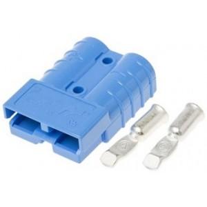 ANDERSON PLUG 50 AMP BLUE