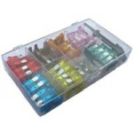 KIT BLADE FUSE ASSORTED [100 pcs]