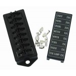 BLADE FUSE BOX 8way NO LEADS