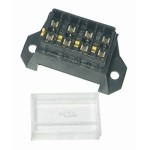 BLADE FUSE BOX 4way BOTTOM-ENTRY