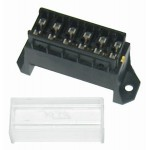 BLADE FUSE BOX 6way BOTTOM-ENTRY