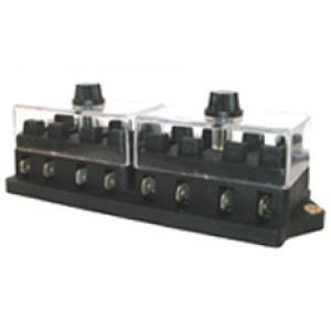BLADE FUSE BOX 8way SIDE-ENTRY