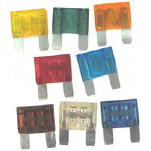 MAXI BLADE FUSE 80amp [CLEAR]
