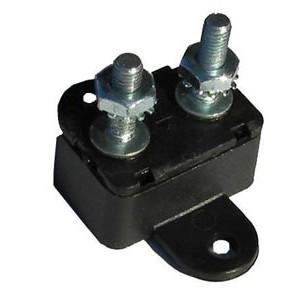 CIRCUIT BREAKER PLASTIC 25 amp