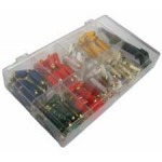 KIT CERAMIC FUSE ASSORTED [100 pcs]