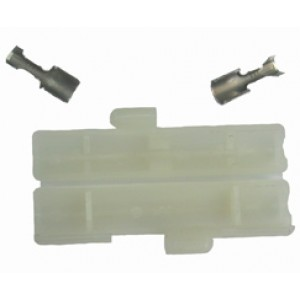 GLASS FUSE HOLDER COFFIN TYPE