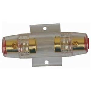 GLASS FUSE HOLDER 5AGC [100amp]