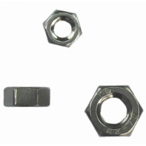 STAINLESS HEX NUT 5mm [10]