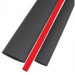 HEATSHRINK GLUE 3mm RED
