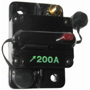 CIRCUIT BREAKER MANUAL 200 amp