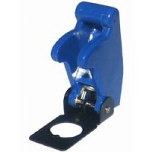 MISSILE SWITCH COVER [BLUE]