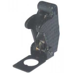 MISSILE SWITCH COVER [CARBON FIBRE]