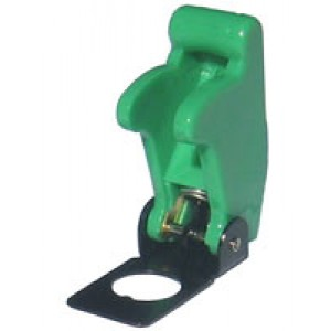 MISSILE SWITCH COVER [GREEN]