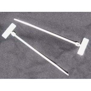 MARKER CABLE TIE 110mm x 2.5mm [100]