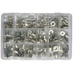 KIT COPPER CABLE LUGS [160 pcs]