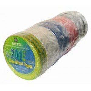 INSULATION TAPE NITTO 20m RAINBOW