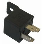 RELAY 24 Volt 20amp C/OVER + RESISTOR