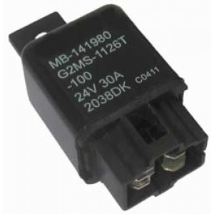 RELAY 12 Volt 4 Pin MITSUBISHI MB-141969