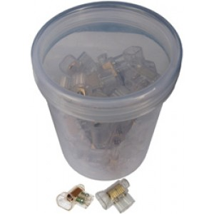 SCREW CONNECTORS BP DOUBLE [50 pc]