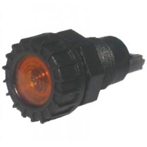 SIGNAL LAMP AMBER 12Volt BULB 24mm