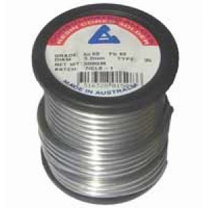 SOLDER 6040 RESIN CORE 1.6mm 500gram