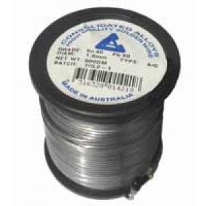 SOLDER 4060 ACID CORE 1.6mm 500gram