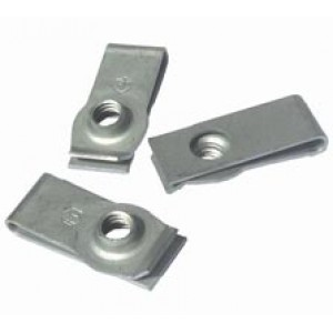 TRIM CLIP #24 SPEED NUT 8mm [10pc]